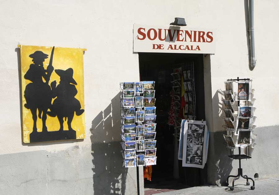 Alcalá de Henares, ciudad natal de Cervantes