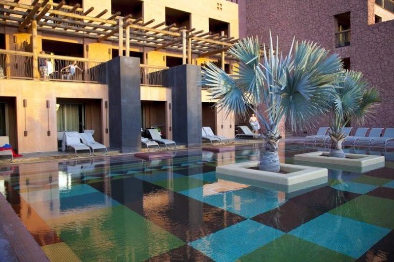 Descanso en familia en el hotel lopesan baobab maspalomas for Hoteles familiares con piscina