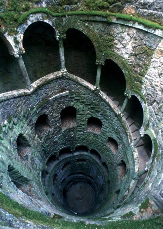 Detalle de la Quinta da Regaleira