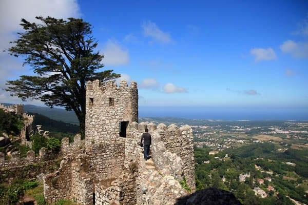Castillo de los Mouros