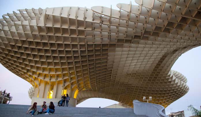 seta en Sevilla blog