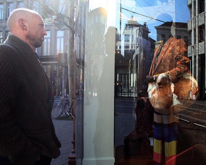 La tienda de Dries Van Noten está en el corazón del barrio de la moda