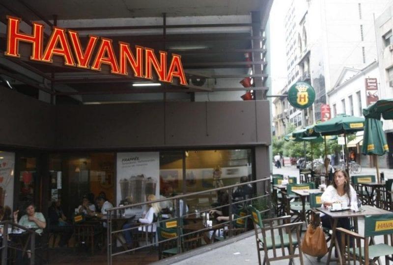 Los alfajores de Havanna, unos de los más populares