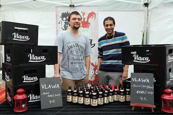 En Bélgica se comercializan más de 1500 variedades de cerveza