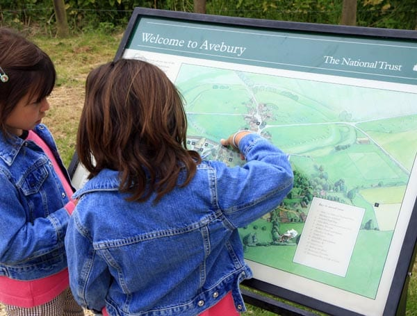 Avebury forma parte de la red National Trust