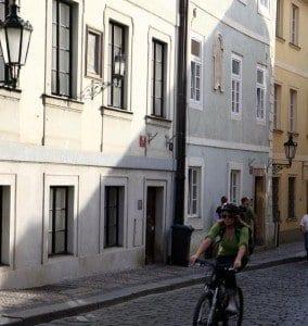 Mala Strana es el barrio bohemio de Praga