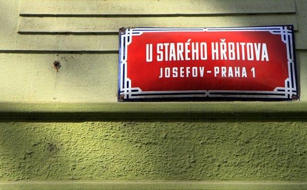 Praga calle josejof