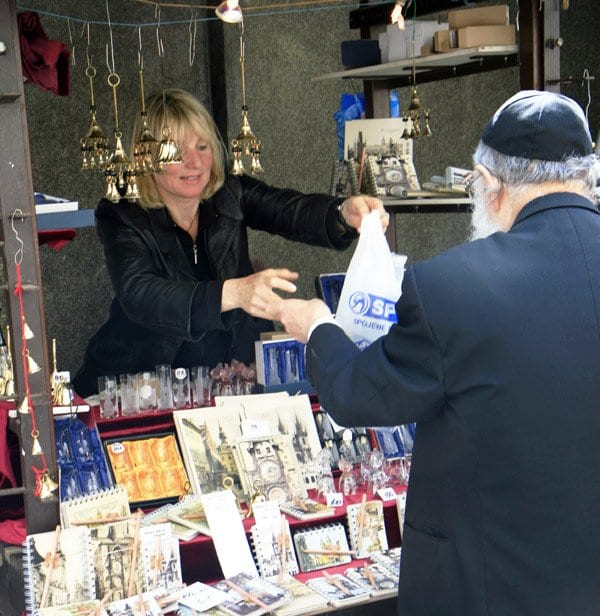En Josejof aún habitan judíos ortodoxos