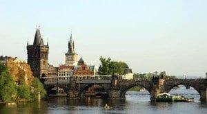 Praga puente Carlos