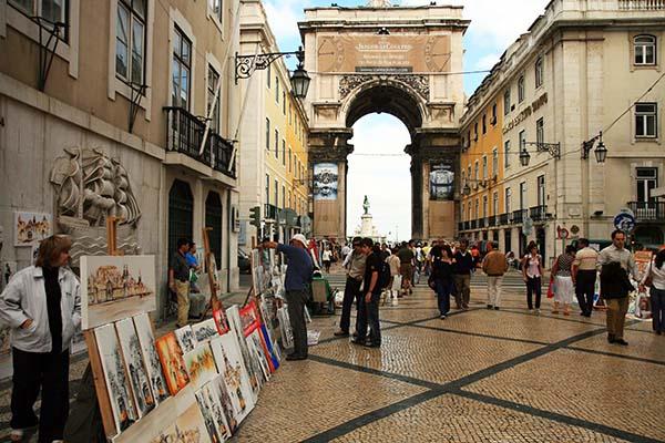 Lisboa Paseo