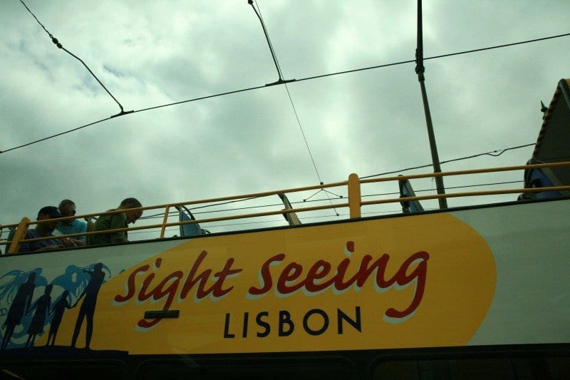 Lisboa sightseeing