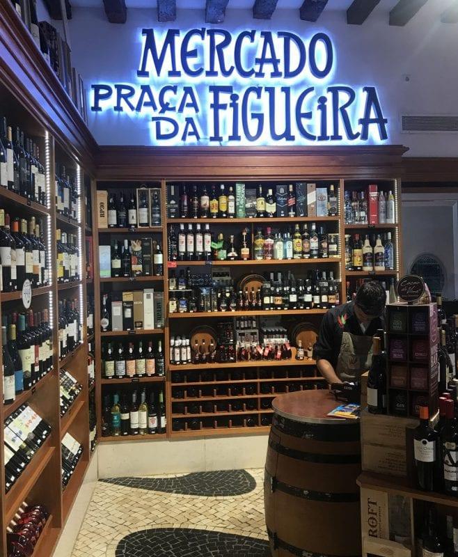 El mercado da Figueira también merece una visita