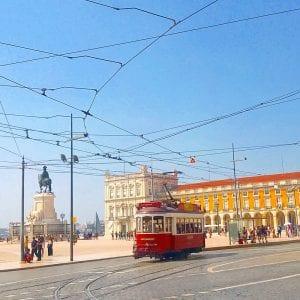 Plaza del Comerio, el corazón de Lisboa