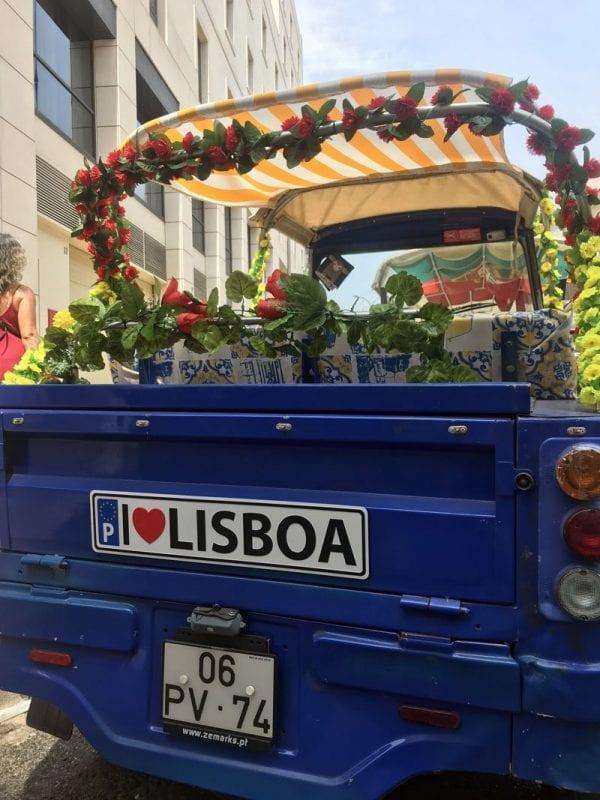 ¡Bienvenidos a Lisboa!