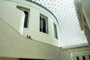 Cúpula de Norman Foster museo britanico