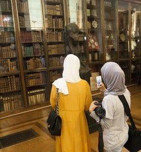 Sala de la ilustracion museo britanico