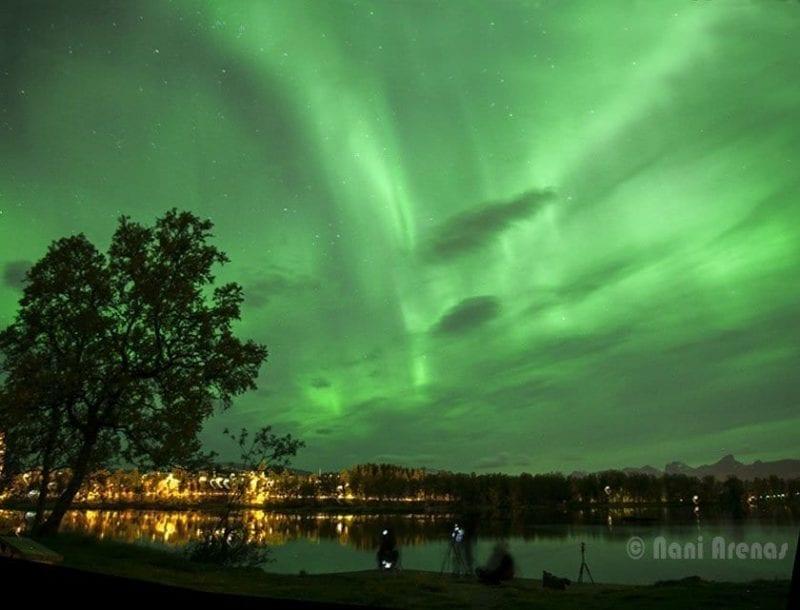 Aurora Tromso 2015 Nani Arenas blog