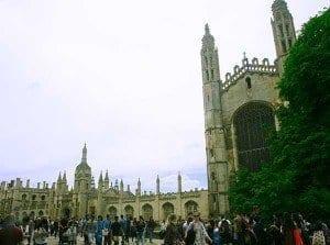 Fachada del King's College