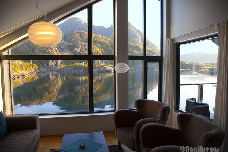 Hotel Hamn i Senja Nani Arenas blog