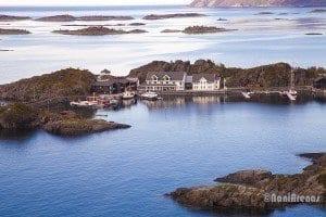En los alrededores de Senja se contabilizan 99 islas