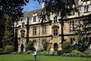 El Pembroke, fundado en 1347, es el tercer college más antiguo de Cambridge