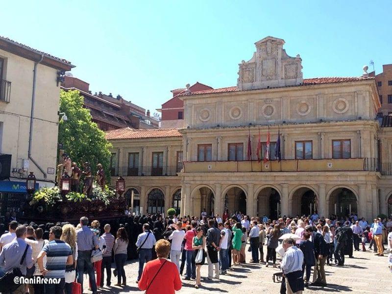 Ayuntamiento león Nani Arenas Blog