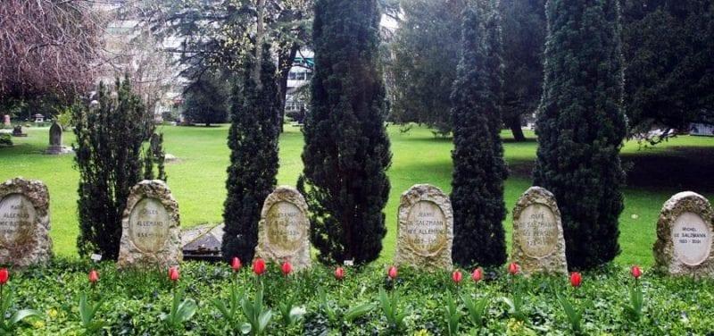 Ginebra cementerio nani arenas blog