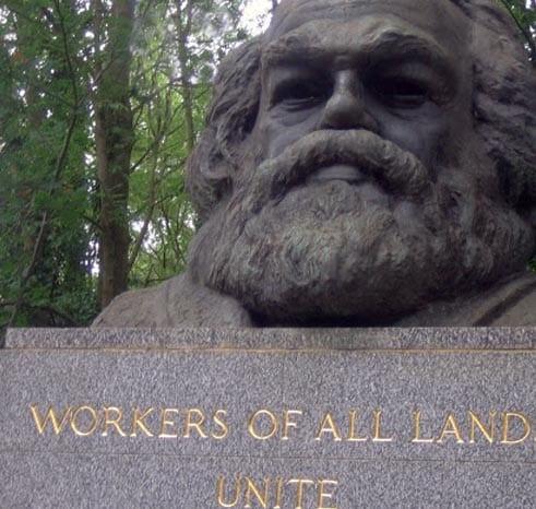 Karl Marx Londres