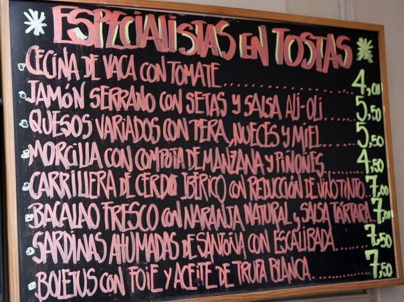 La oferta gastronómica de León es muy rica