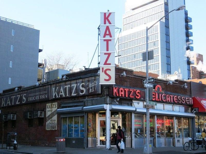 Katz's Deli, foto de NuevaYork.com
