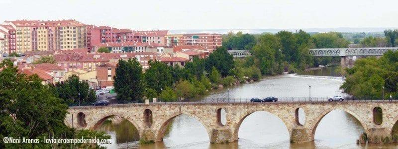 Panorámica de Zamora