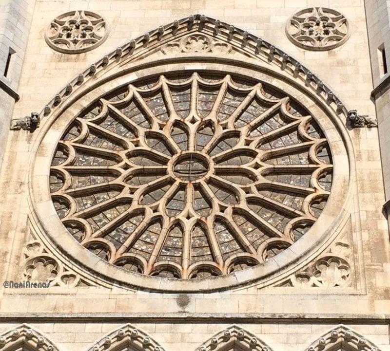roseton catedral leon nani arenas blog