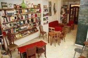 El Ubik Café está en Literato Azorín 13