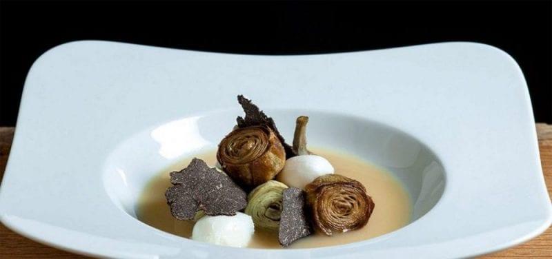 El restaurante de Ricard Camarena está en Ricardo Sumsi 4