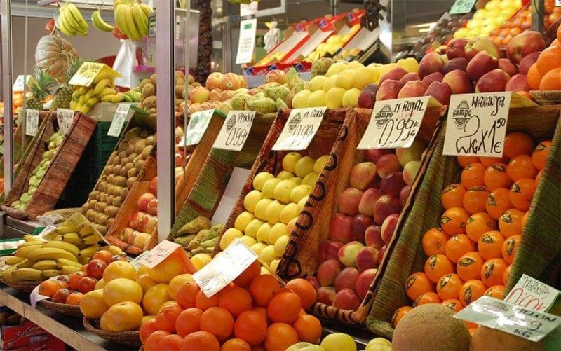 El mercado Ruzafa tiene mas de Más de 100 puntos de venta