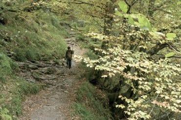 El Courel está lleno de rutas de senderismo