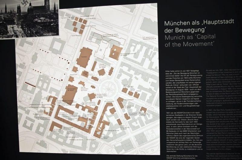 CNS munich mapa