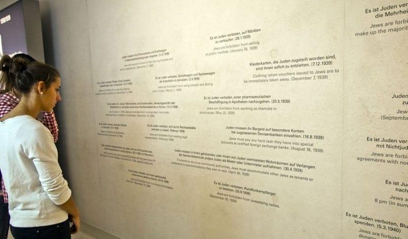 CNS munich pared judios