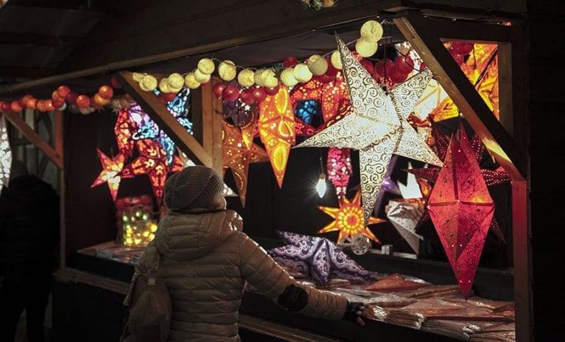 Estrellas Navidad Munich