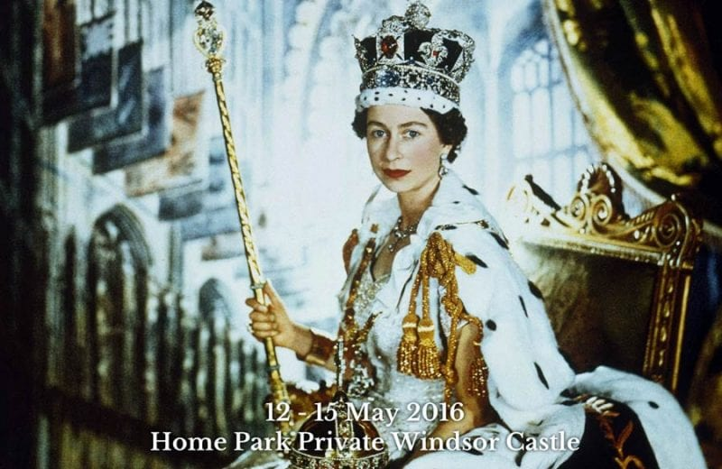 Isabel II aniversario