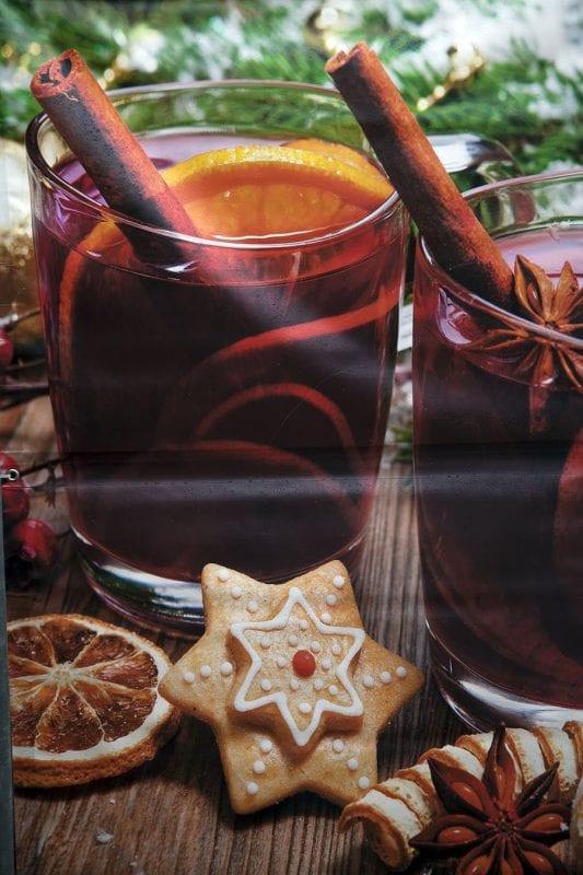Vino caliente Navidad Munich