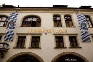 La Hofbräuhaus está en Platzl 9
