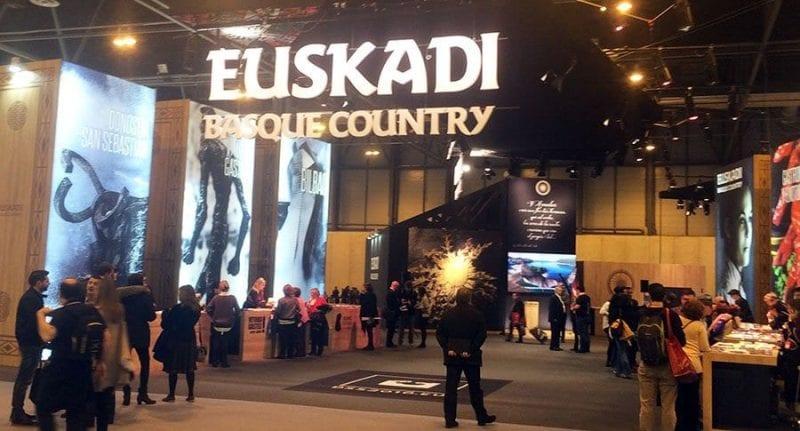 Stand de Euskadi en Fitur 2016