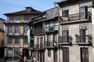 Fachadas de Guimarães