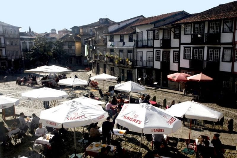 Plaza Mayor de Guimarães
