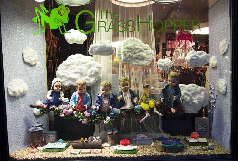 The Grasshopper, en Grassmarkt 39, encontrarás regalos ideales para niños
