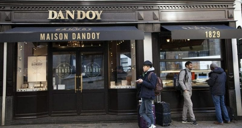 Hay un maison Dabndoy al lado de la Grand Place