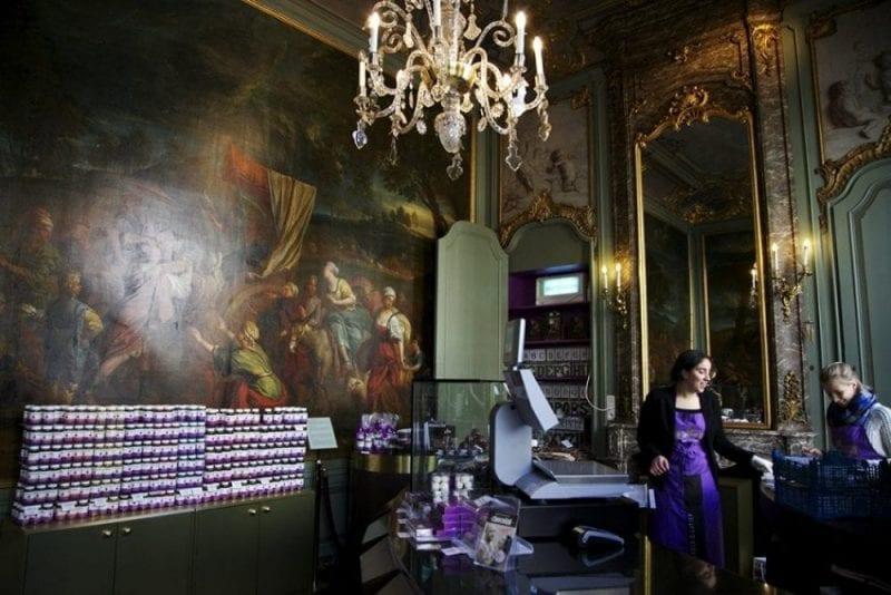 """El """"Chocolate Line"""" es visita obligada en Amberes"""