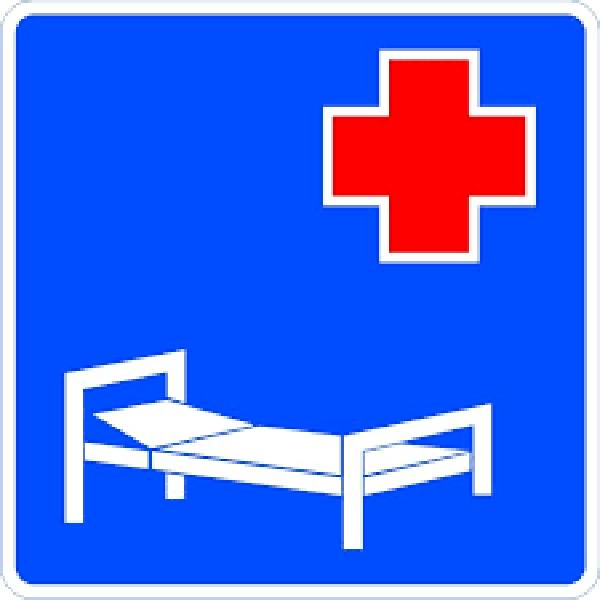 Hospital señal internacional