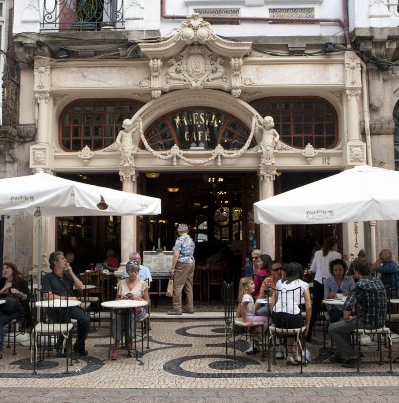 Café Majestic, un clásico